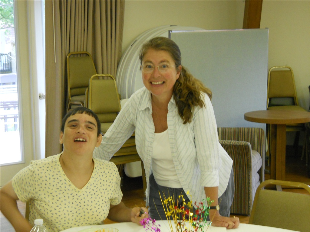 Photo from the 30th birthday party at the Highland Manor Inn.